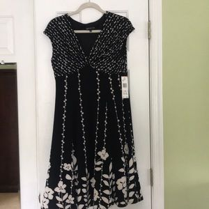 Women's Jones New York Designer Dress,NWT,Sz:10
